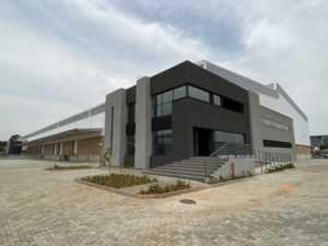 New industrial development Pomona