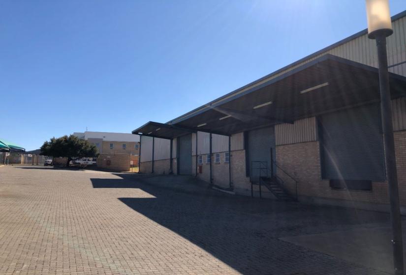 60 Malcolm Moodie Crescent, Jet Park, Gauteng, ,Factory,To Let,Malcolm Moodie Crescent,1094