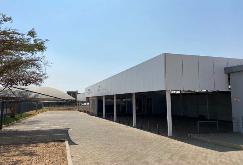 872 New Road, Carlswald, Gauteng, ,Warehouse,To Let,New Road,1109