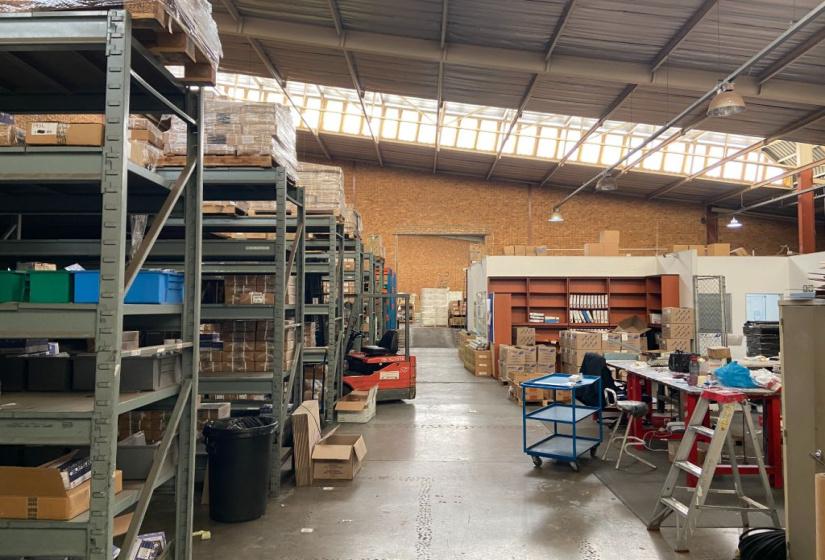 Herman Road, Meadowdale, Gauteng, ,Warehouse,To Let,Roete 24,Herman Road,1387