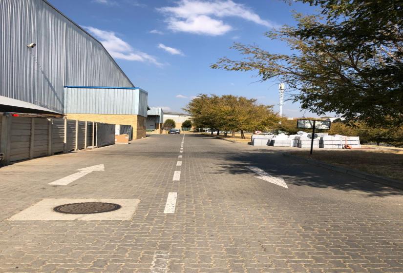 12 Platinum Drive, Longmeadow, Gauteng, ,Warehouse,To Let,Ex DSV,Platinum Drive,1077